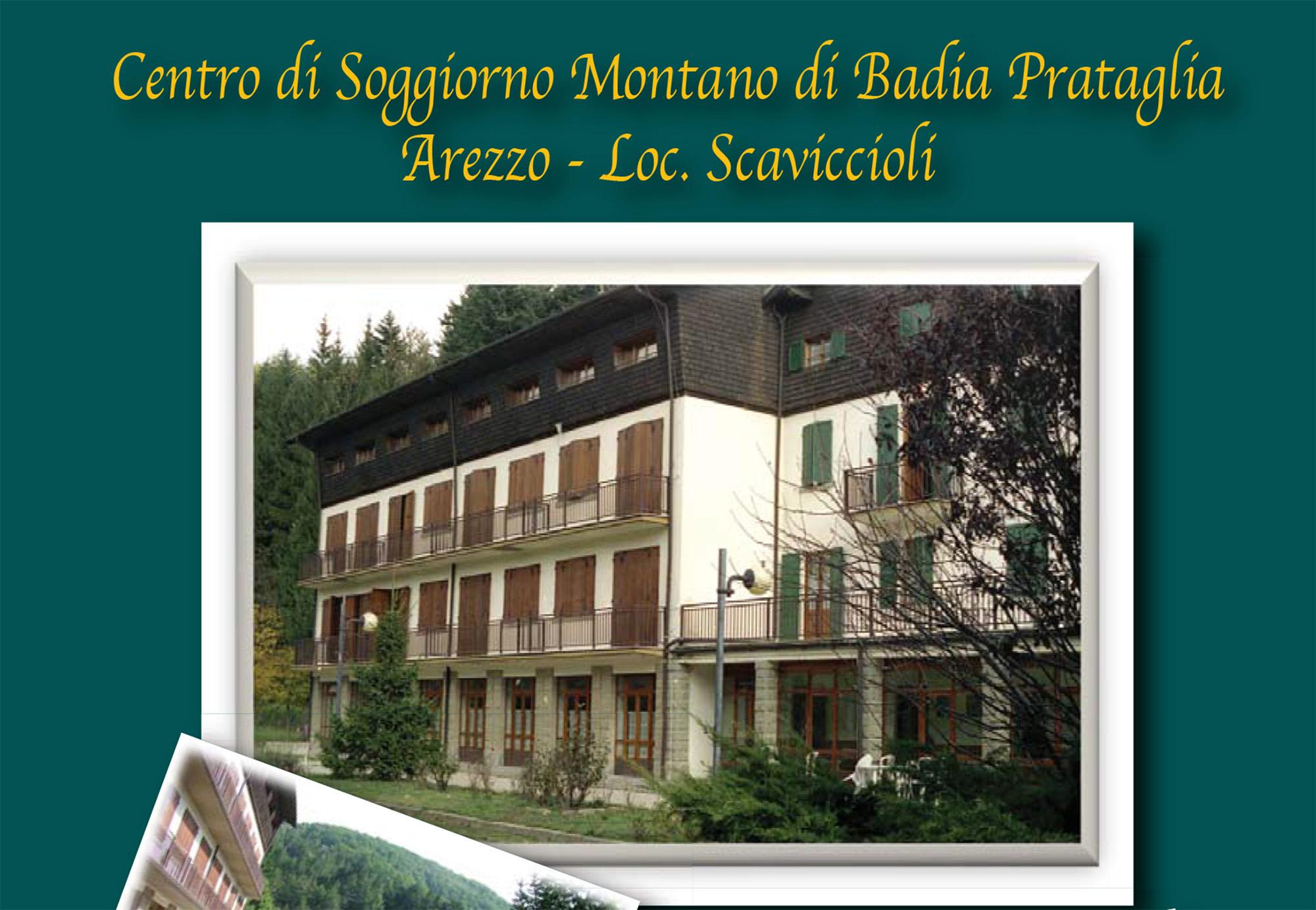 Centro Montano della Polizia di Badia Prataglia | Anps Firenze