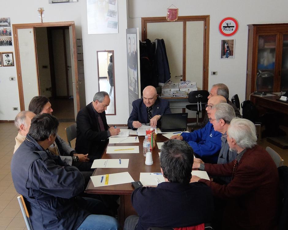 il Consiglio di Sezione al lavoro