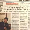 """""""Firenze vivibile"""" l'impegno dell'A.N.P.S."""
