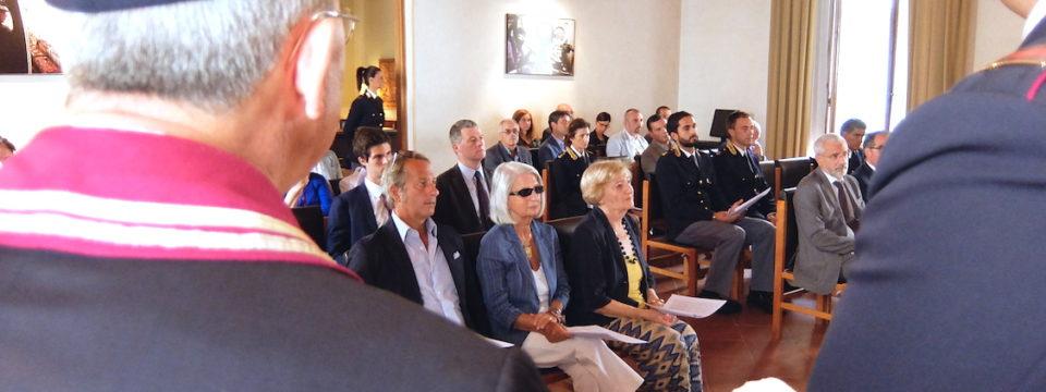 Commemorato il Commissario Giuseppe Cangiano