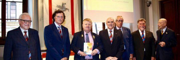 Presentato dal Socio Vladimiro Barberio il suo libro