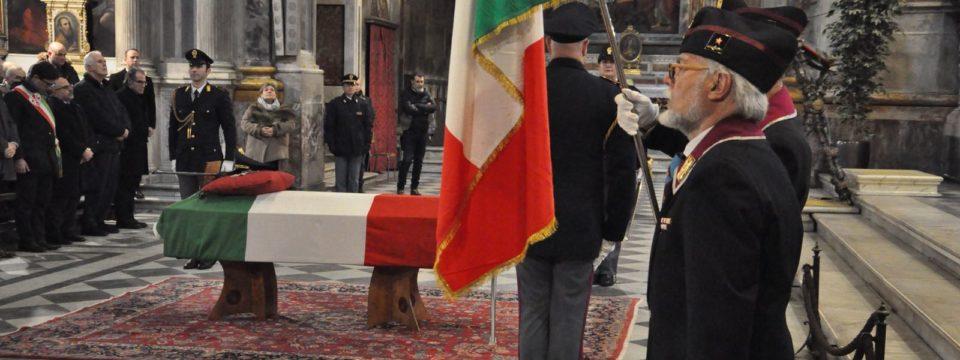 Il saluto a Giovanni Politi, uno dei nostri.