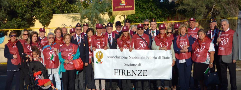La partecipazione al 7° raduno nazionale