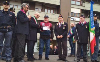 Presenza del Gruppo Motociclisti al raduno interregionale di Pontedera