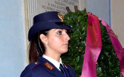 Il Commissario Giuseppe Cangiano. Una vittima del dovere